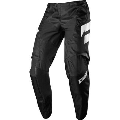 Shift NEW Mx 2018 WHIT3 Label Ninety Seven Black Kids Motocross Dirt Bike Pants