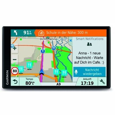 Garmin DRIVE Smart 61 LMT-S EU 7 Zoll Display 40 Länder Europa TMC Bluetooth
