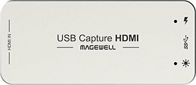 Magewell USB 3.0 HDMI Video Capture Dongle