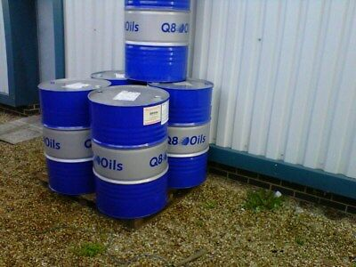 205 LITRE/45 GALLON STEEL DRUM BARREL CONTAINER - USED - Collection Only