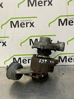 Mercedes Vito 111 Turbo Charger 2003 Onwards