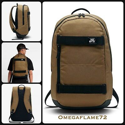 826460821f9a NIKE SB COURTHOUSE Back Pack Hold-all Rucksack Holiday Laptop Bag  BA5305-245 - £37.99