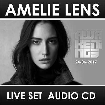 Amelie Lens - Live @ Awakenings Festival 2017 – 24-06-2017 – [AUDIO CD]