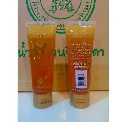 100% PURE HONEY from the Thailand Sun Forest (130g )