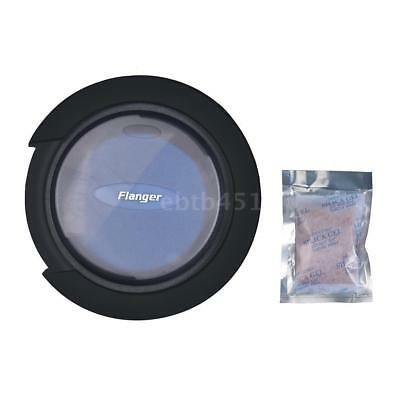 Flanger FU-10 3-in-1 Acoustic Guitar Sound Hole Cover Humidifier Moisture C7Q5