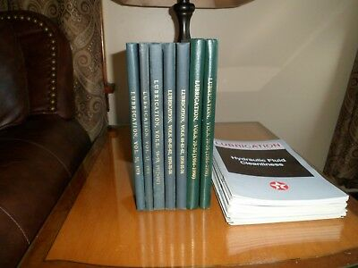 Vintage Texaco Inc., Petroleum Products Lubrication Books