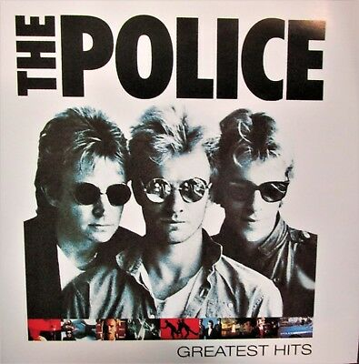Greatest Hits by The Police NEW! CD 16 BEST TRACKS,STING ,ANDY SUMMERS ,COPELAND