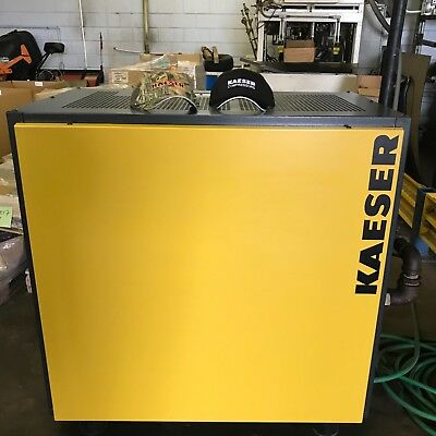 Kaeser TD 76 Secotec Cycling refrigerated air dryer. New in 2010
