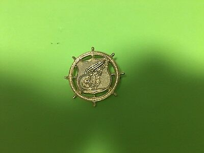 Us Army Transportation Corps Wheel Hat Pin