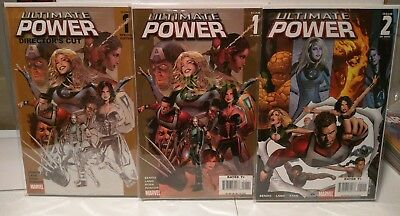 Ultimate Power #1-9 lot