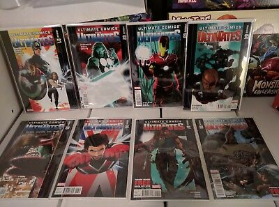 Ultimate Comics The Ultimates lot