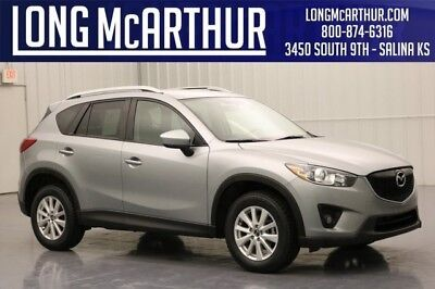 Mazda CX-5 TOURING 4 CYLINDER NAVIGATION POWER SEAT BLUETOOTH ALLOY WHEELS NAVIGATION 2.5 LITER 4 CYLINDER NAV