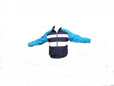 Lacoste Boys  Chevron Contrast Tracksuit Top Size 12-14 Years Old