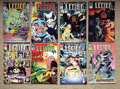 L.E.G.I.O.N '91 #23-36 by Keith Giffen