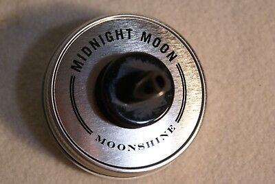 New Midnight Moon Moonshine Lid  Never Used Stopper And Pour