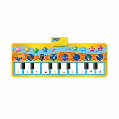 Musical Kid Piano Play Mat Animal Pattern Educational Soft Kick Toy CP2303 TY
