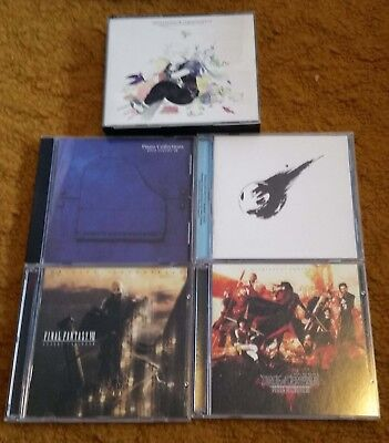 Final Fantasy 7 Soundtrack Lot
