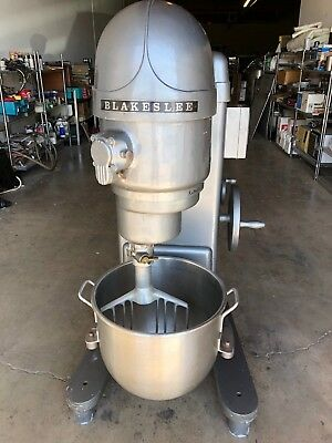 Blakeslee 60 Quarts Mixer Model CC-60 in 208V 3-Phase Electric