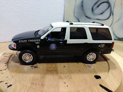1/24 POLICE Florida Highway Patrol Ford expedition (revell)