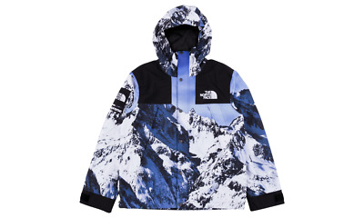 2a3f01ca1 DS NEW SUPREME The North Face Mountain Parka Medium M FW17 2017 AUTHENTIC  TNF