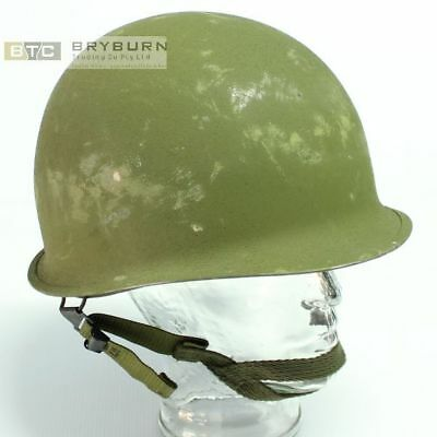 US M1 Steel Combat Helmet with Liner  - Original