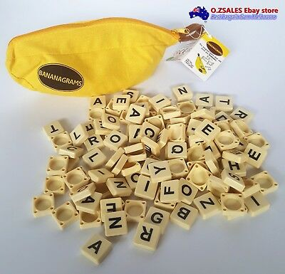 Bananagrams Appletters Board game wold spelling game kids educational toy gift