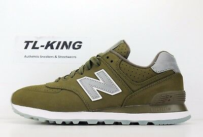 online store 3043e d5a2e NEW BALANCE ML574SYB 574 Olive Green Classic Sneaker GY