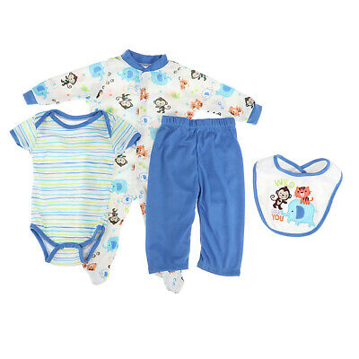 Baby Doll Clothes Suit for 20-22 inch Reborn Boy Dolls DIY Change Clothes