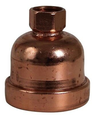 Conex Banninger B-PRESS WATER END CAP Copper, Flame Free- 65mm, 80mm Or 100mm