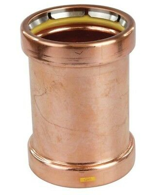 Conex Banninger B-PRESS GAS REPAIR COUPLER Copper- 65mm, 80mm Or 100mm
