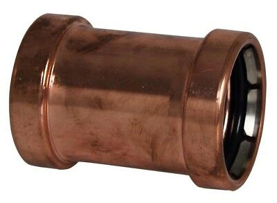 Conex Banninger B-PRESS WATER REPAIR COUPLER Copper- 65mm, 80mm Or 100mm