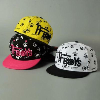 Baseball Cap High Quality Baby Girls Boy Snapback Caps Kids Children Cartoon Kid