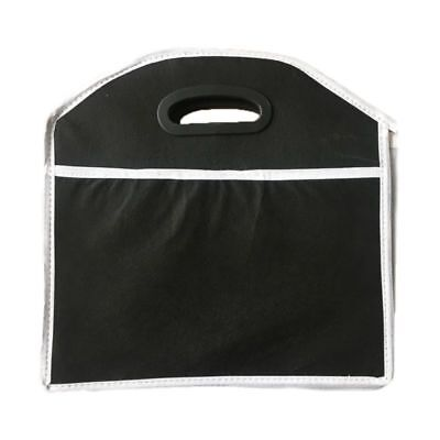 Car Trunk Organizer Water Resistant Grocery Storage Bag with Strong Handle