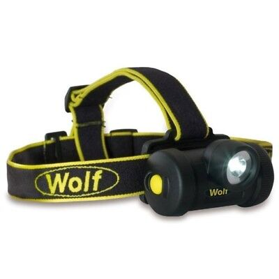 Wolf HT - 650 wolf zone 0 headtorch NEW NO PACKET