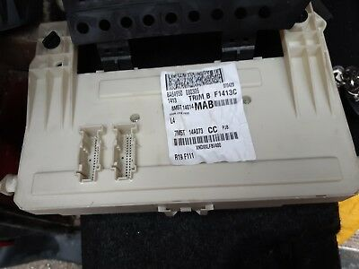 FORD FOCUS FUSE Box 7M5T-14A073 CC 2008 -2010 - £39.99 | PicClick on ford fuse box diagram, ford focus ac relay, ford focus fuse panel chart, ford focus alternator belt, ford focus fan belt, ford explorer fuse box, 2001 ford fuse box, ford focus flasher location, ford focus condenser, ford focus cruise control fuse, ford focus brake light fuse, ford focus obd location, ford focus alternator fuse, ford bronco fuse box, ford maverick fuse box, ford focus tail light bulb, ford focus pedal assembly, ford focus body diagram, ford focus blower resistor, ford focus ac fuse,