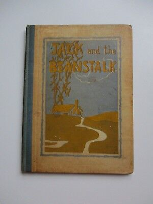 1926 JACK AND THE BEANSTALK Scarce Limited Edition SIGNED Alfred Wareing ILLS
