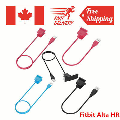 Charger For Fitbit Alta HR Activity Reset Wristband Charging Cable Cord Wire USB