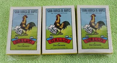 NEW Loteria 182 Cutoffs Ready-To-Make Loteria Board Don Clemente Regular size
