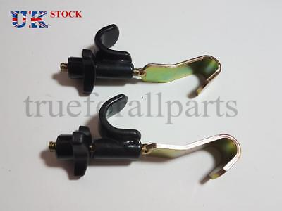 2x Additional Door Locks Anti -Theft Safety Truck Lorry SCANIA R Serie 5 6 2004