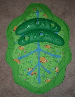 Evenflo Triple Fun  Exersaucer Jungle Replacement Part PLAYMAT Mat 6514