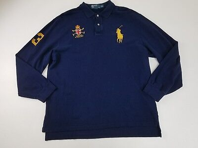 Sleeve Buy Striped Polo Club Ralph 7cc41 Lauren 58e8d To Where Long 35Aqj4RL