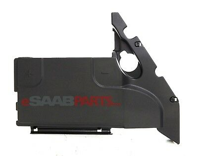 NEW Genuine SAAB 9-3 Battery Cover (2003-2007 2.0T 4-Cyl) OEM 12789451