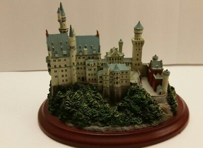 Neuschwanstein Castle - Lenox Great Castles of the World Collection 1990's