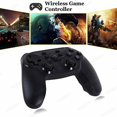 Wireless Bluetooth Gamepad Game Controller Vibration Gyro-sensor For Switch PC
