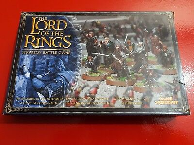 Lotr The Breaking of the Fellowship Games Workshop