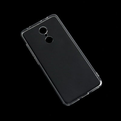 Case For Xiaomi Redmi 5 Ultra Thin Crystal Clear Soft Silicone TPU Back Cover