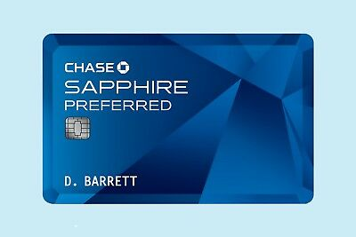 Chase Sapphire Credit Card Referral - 60k points  + $105 Cashback from me