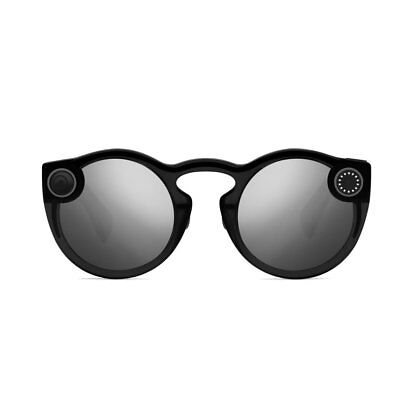 Snapchat Spectacles 2 (2018 Latest Model) HD Camera Sunglasses - Onyx Moonlight