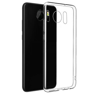 Case For HTC One M10 Ultra Thin Crystal Clear Soft Silicone TPU Back Shell Cover