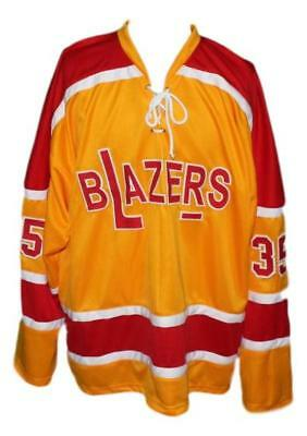 Buy Cheap Custom Name # Philadelphia Blazers Retro Hockey Jersey Parent Yellow Any Size Sports Mem, Cards & Fan Shop Fan Apparel & Souvenirs
